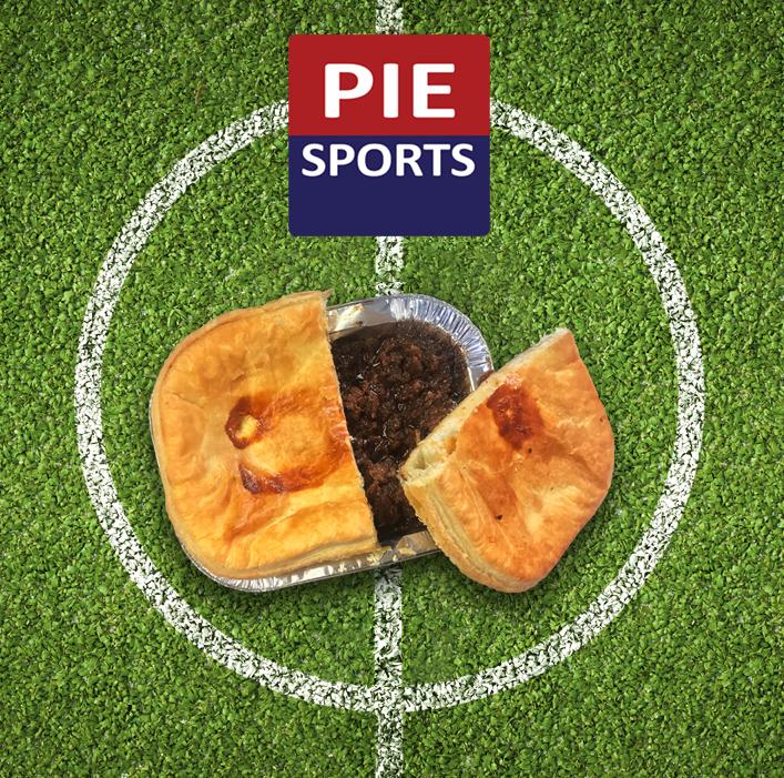 Family Steak Pie - Pie Sports